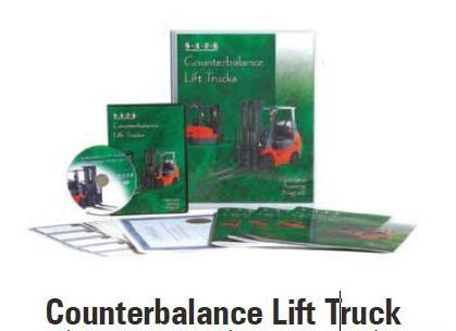 Counterbalance Lift Truck
